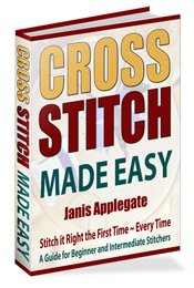 Cross Stitch Made Easy Book