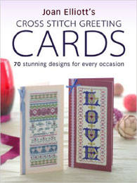 Cross Stitching Cards